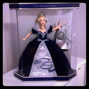 Millennium Princess Barbie 1999 Special Edition